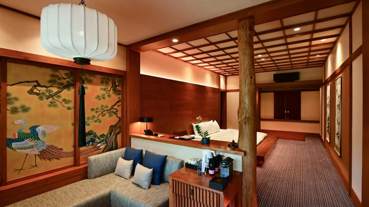 2 BR Imperial Onsen Suite - Onsen @ Moncham | A Cultural Retreat
