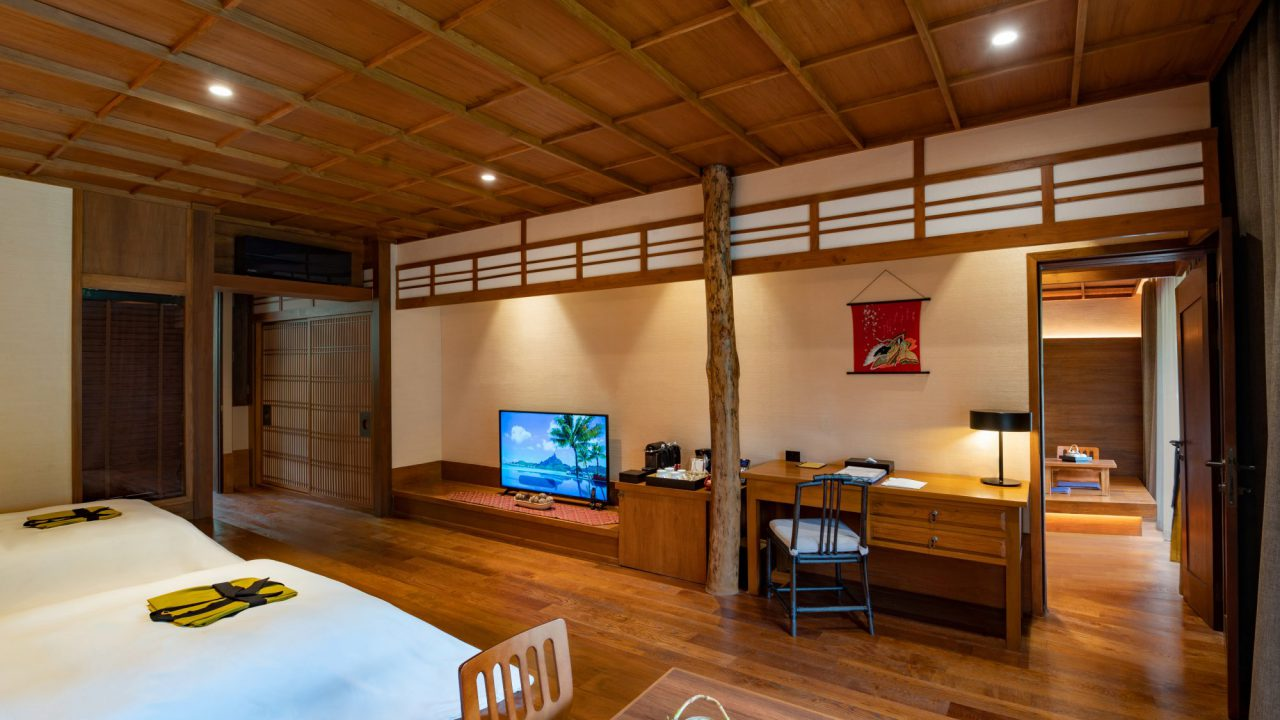 OMC Two BR Grand Mountain View - Onsen @ Moncham | A Cultural Retreat
