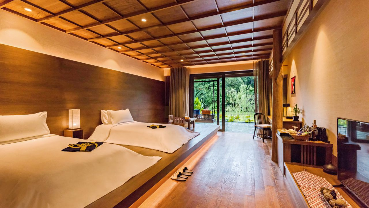OMC Two BR Grand Terrace Suite 02 | Onsen @ Moncham | A Cultural Retreat