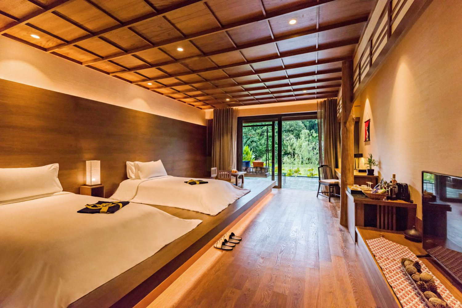 OMC Two BR Grand Terrace Suite 02 - Onsen @ Moncham | A Cultural Retreat