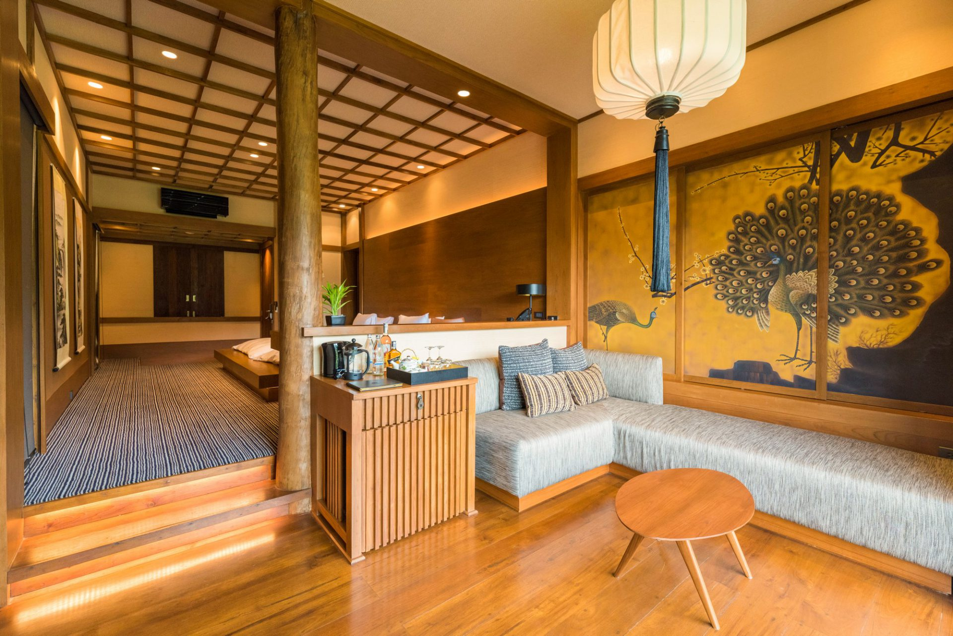 Grand Imperial Onsen Suite
